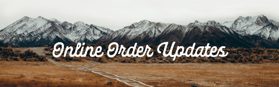 Online Order Delays during COVID