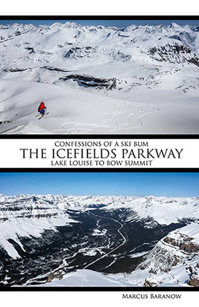 Cover image of the book Hiking Glacier and Waterton 5th Edition
