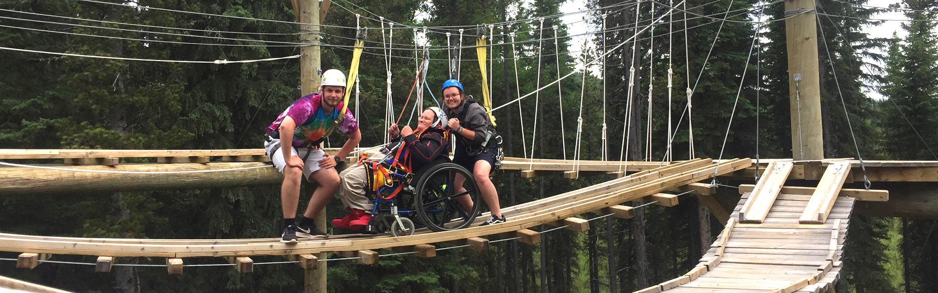Easter Seals Camp Horizon