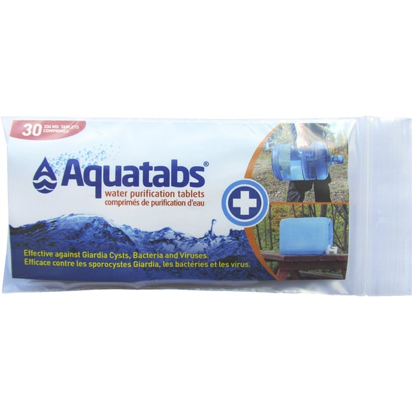 Water Treatment Tabs