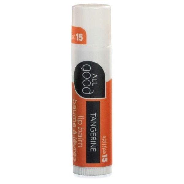 Tangerine Lip Balm SPF15