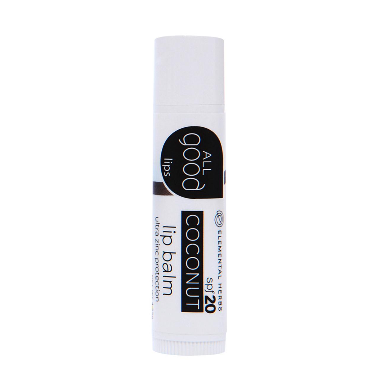 Coconut Lip Balm SPF20