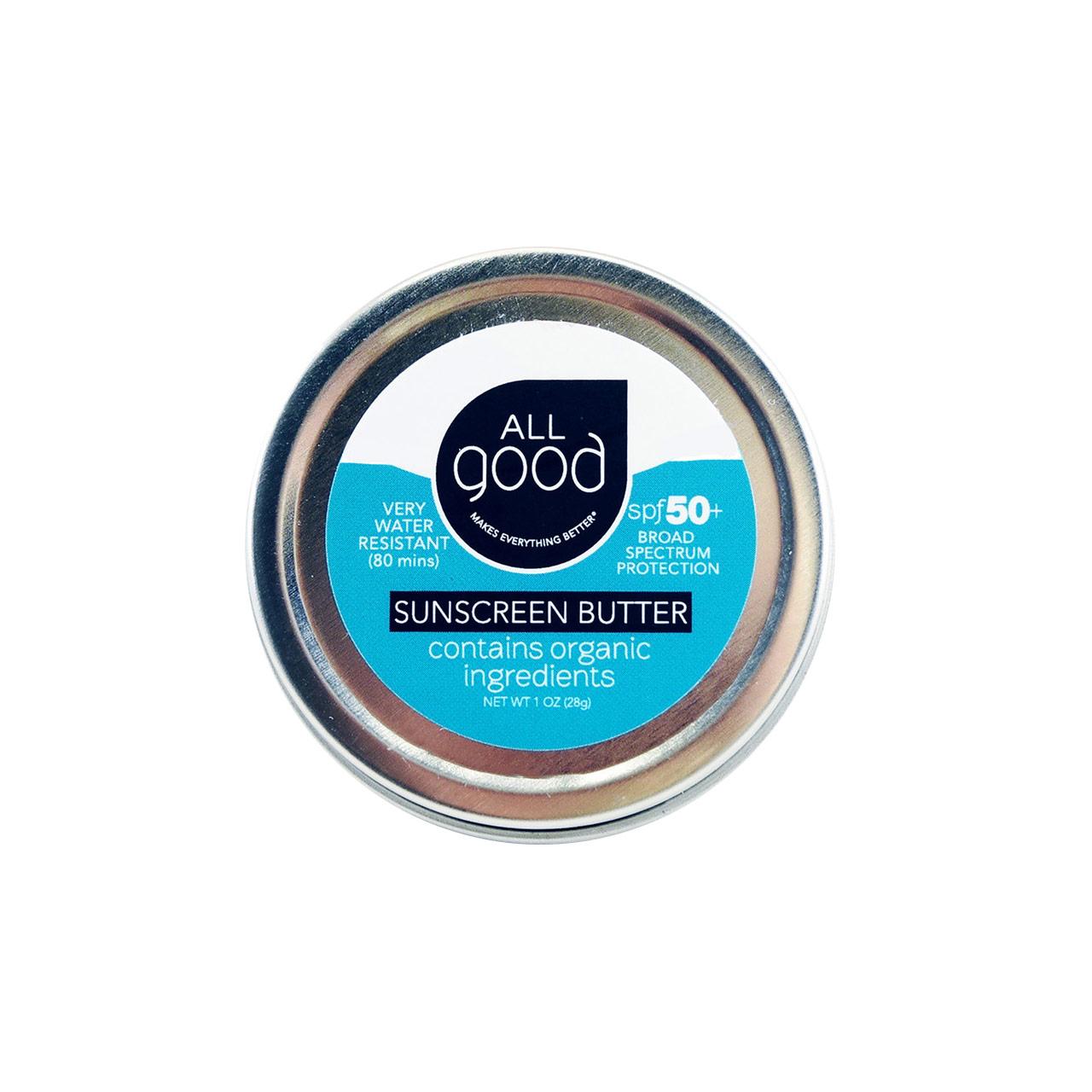 SPF50 Zinc Sunscreen Butter