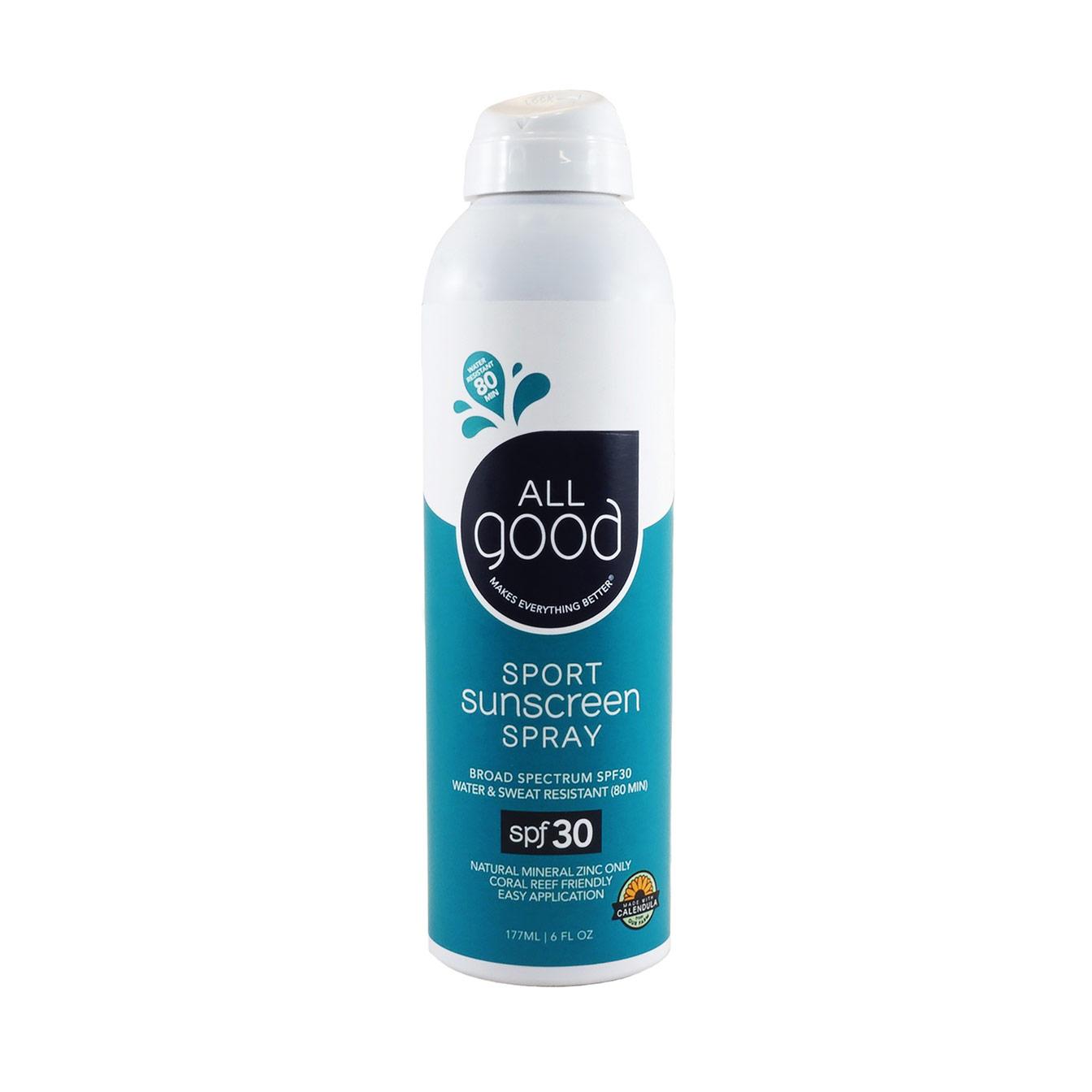 SPF30 Sport Sunscreen Spray
