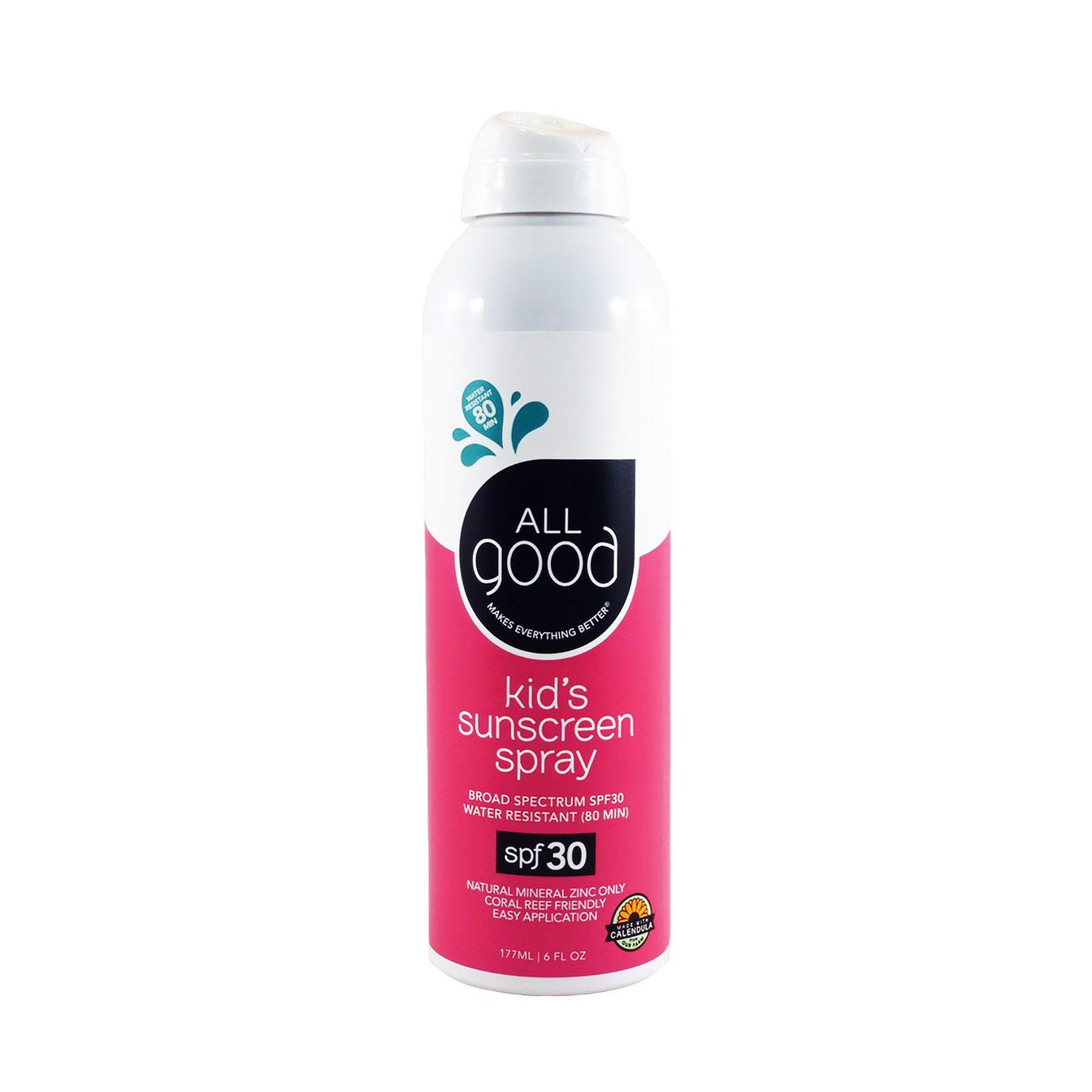 SPF30 Kids Sunscreen Spray