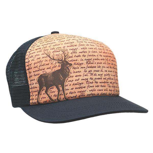 Muir Trucker Hat