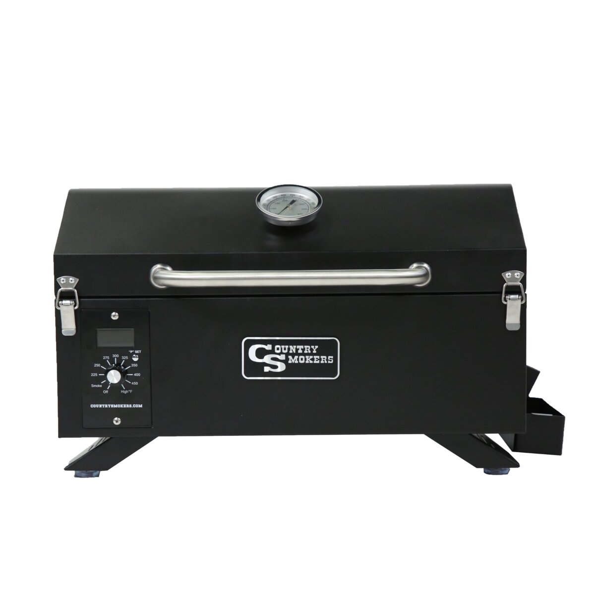 Portable Wood Pellet Grill