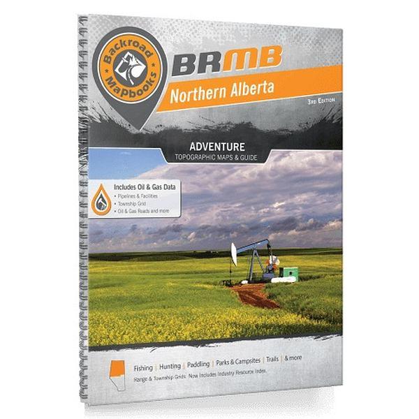 Northern Alberta Mapbook