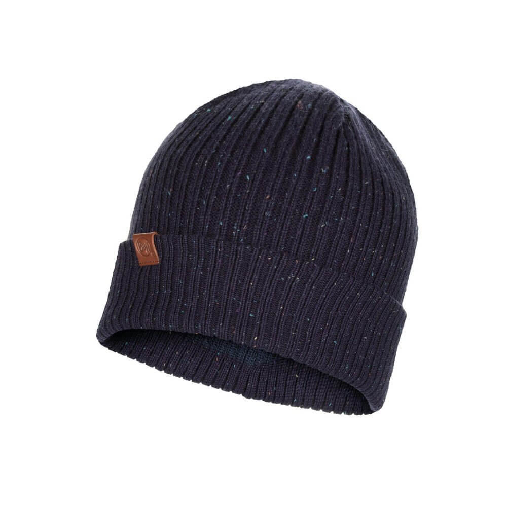 Kort Night Blue Knitted Hat