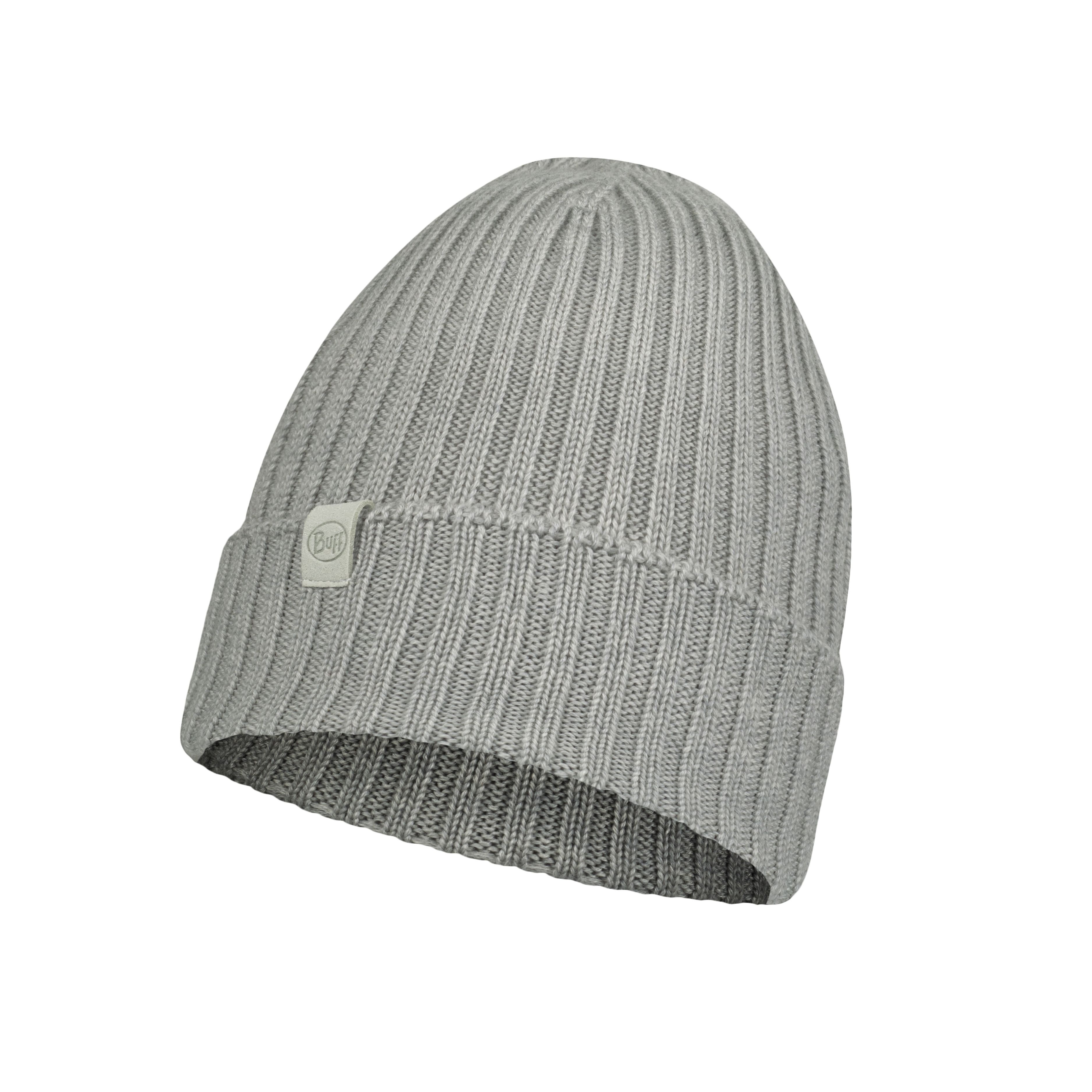 Norval Light Grey Knitted Hat
