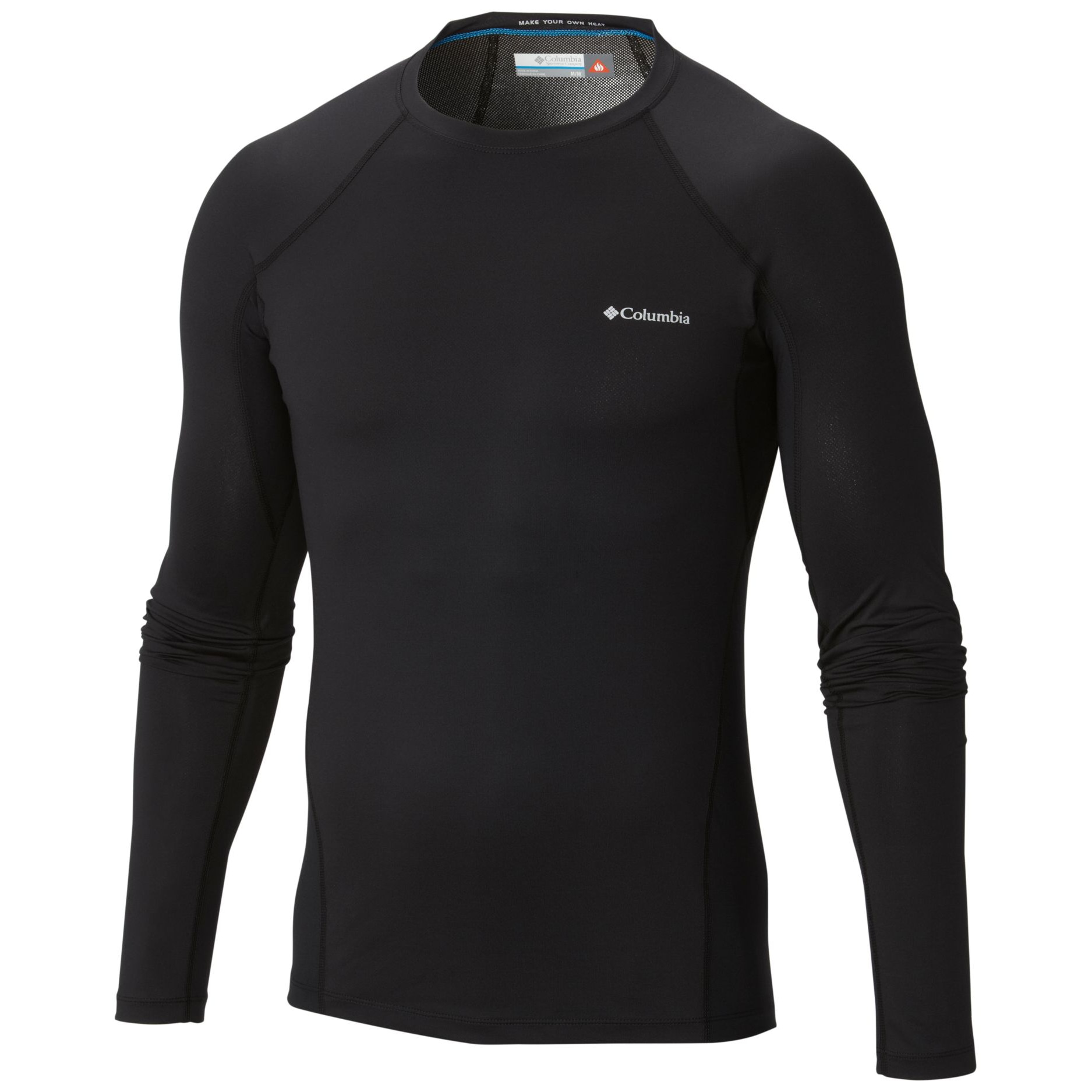 Midweight Stretch Top Long Sleeve Plus - Men's