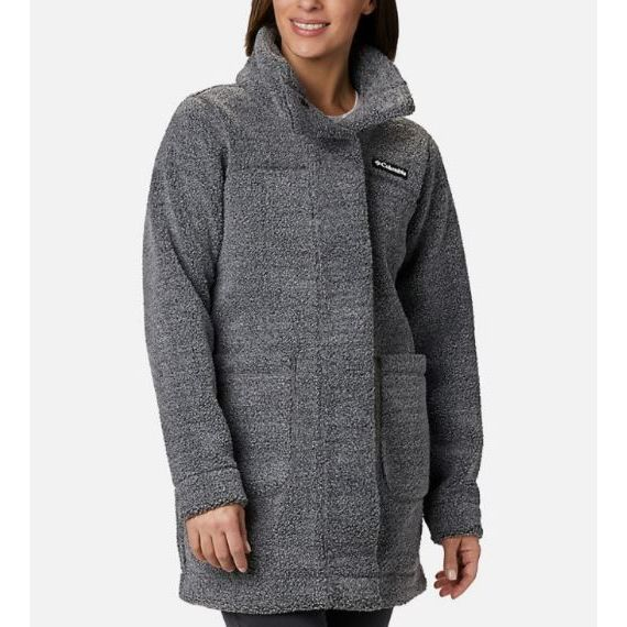 Panorama Long Jacket - Women's