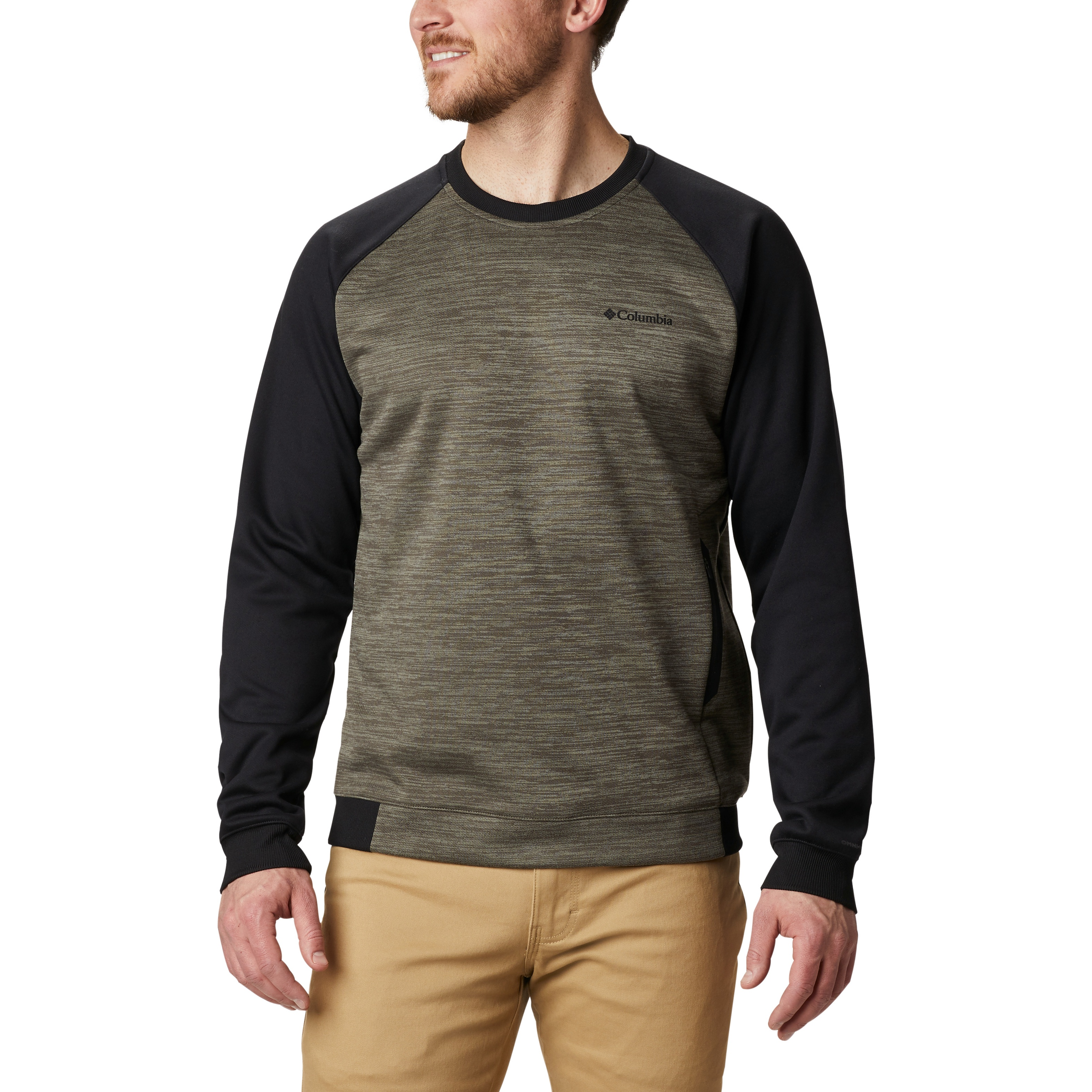 Tech Trail Midlayer Crew - Men's