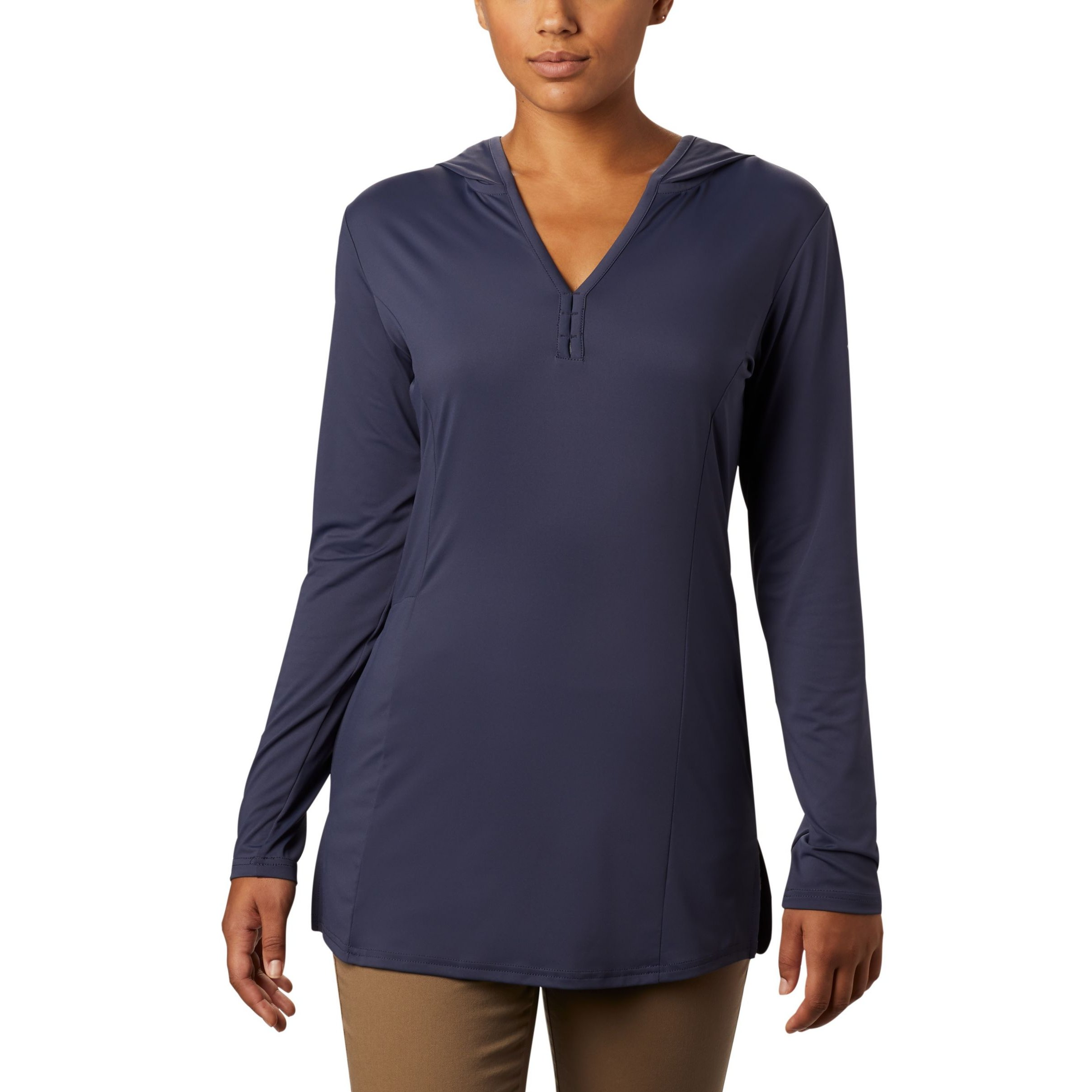 Chill River Hooded Tunic - Women's