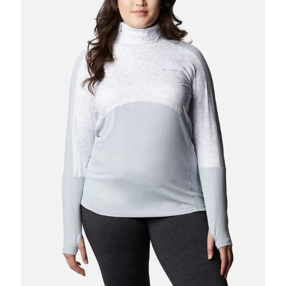 Winter Power 1/4 Zip Knit Plus - Women's