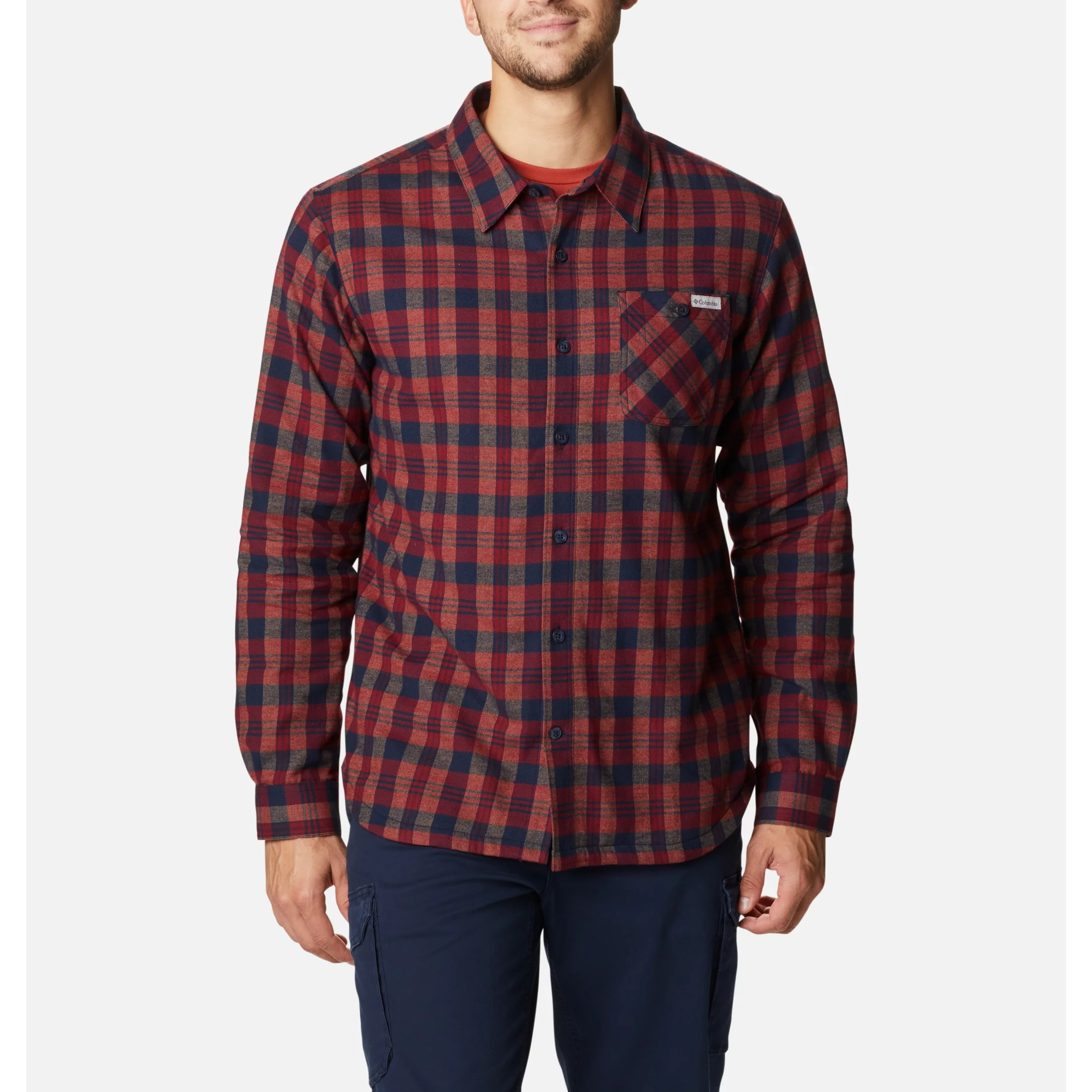 CORNELL WOODS LINED FLANNEL