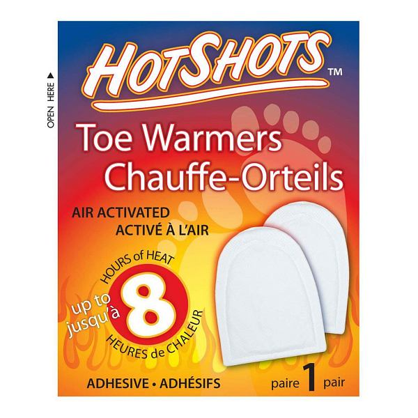 HotShots Toe Warmers