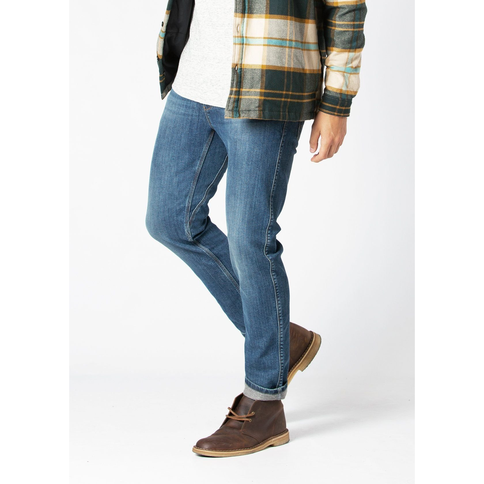 Fireside Denim Relaxed Jean - Men's