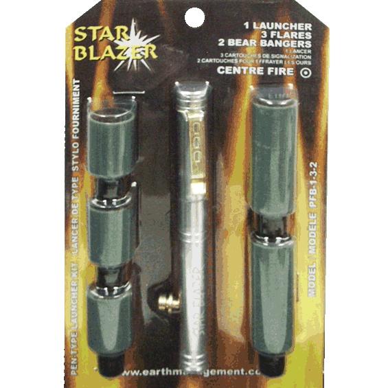 Pen/Flares/Cracker Kit Rim Fire