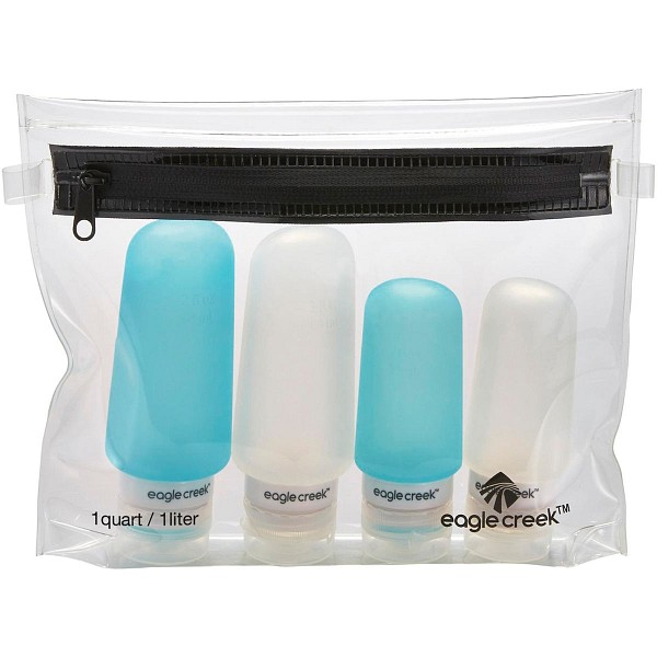 Pack-It Silicone Bottle Set