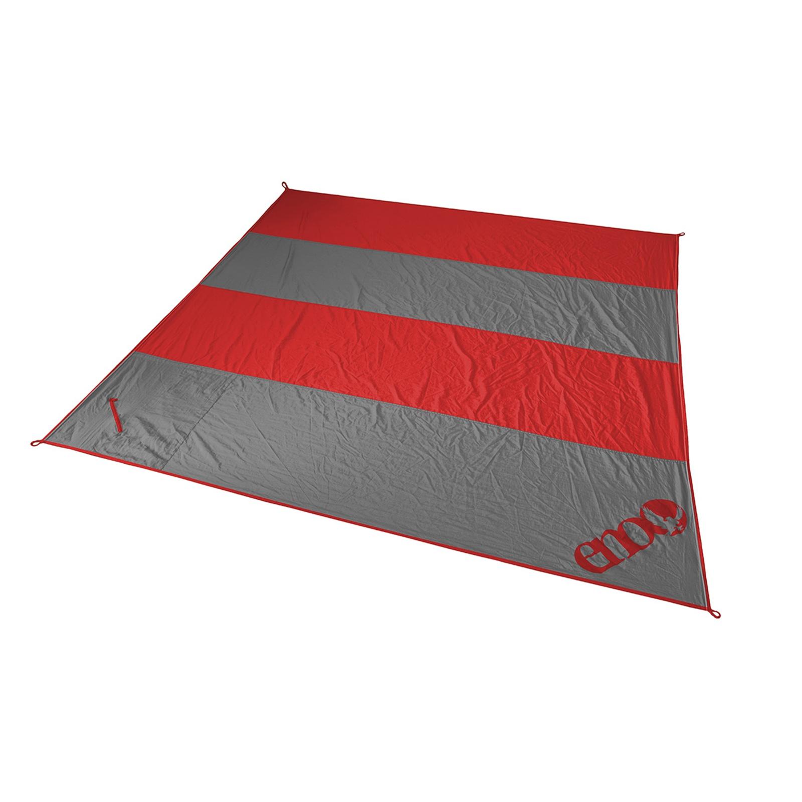 Islander Blanket Red/Charcoal