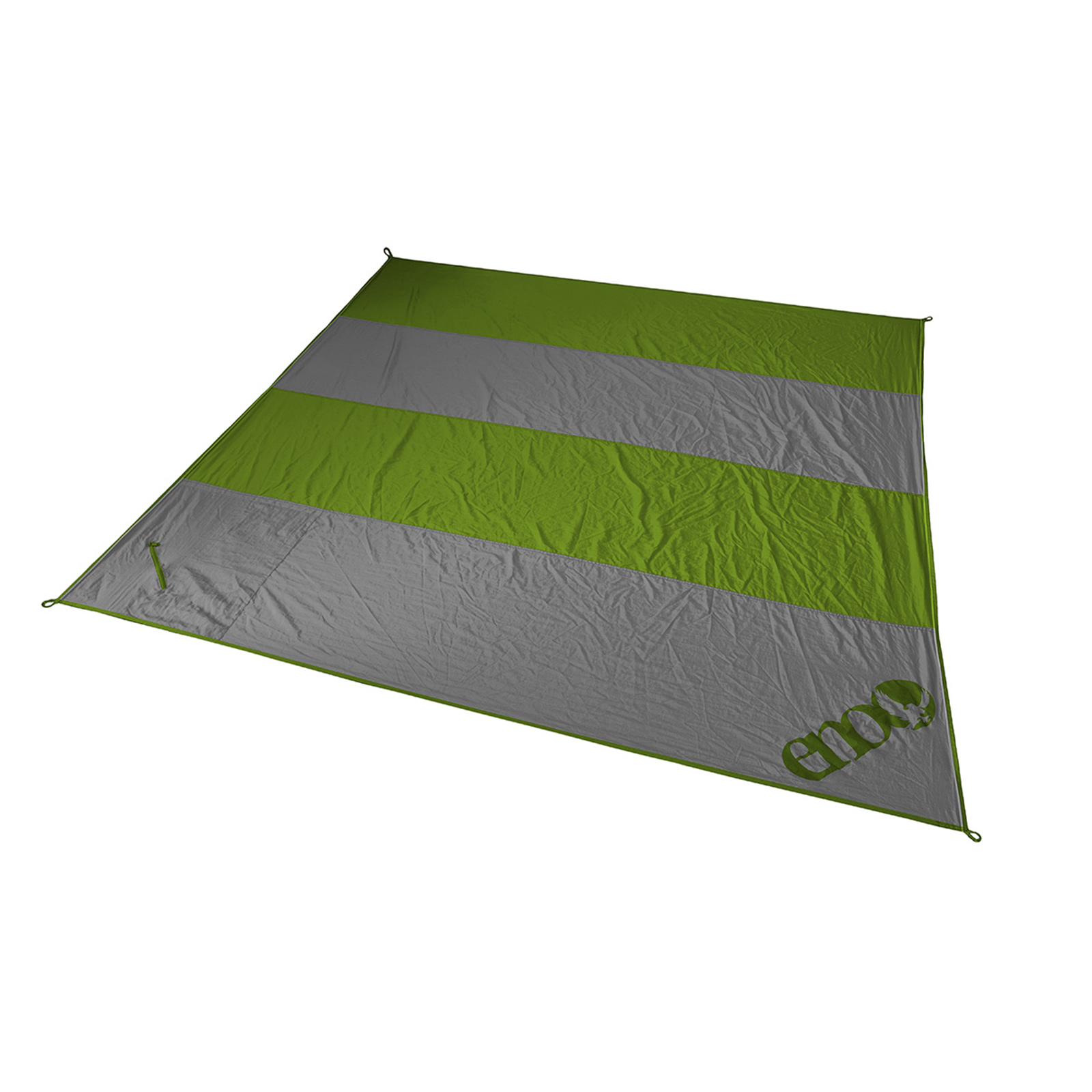 Islander Blanket - Lime