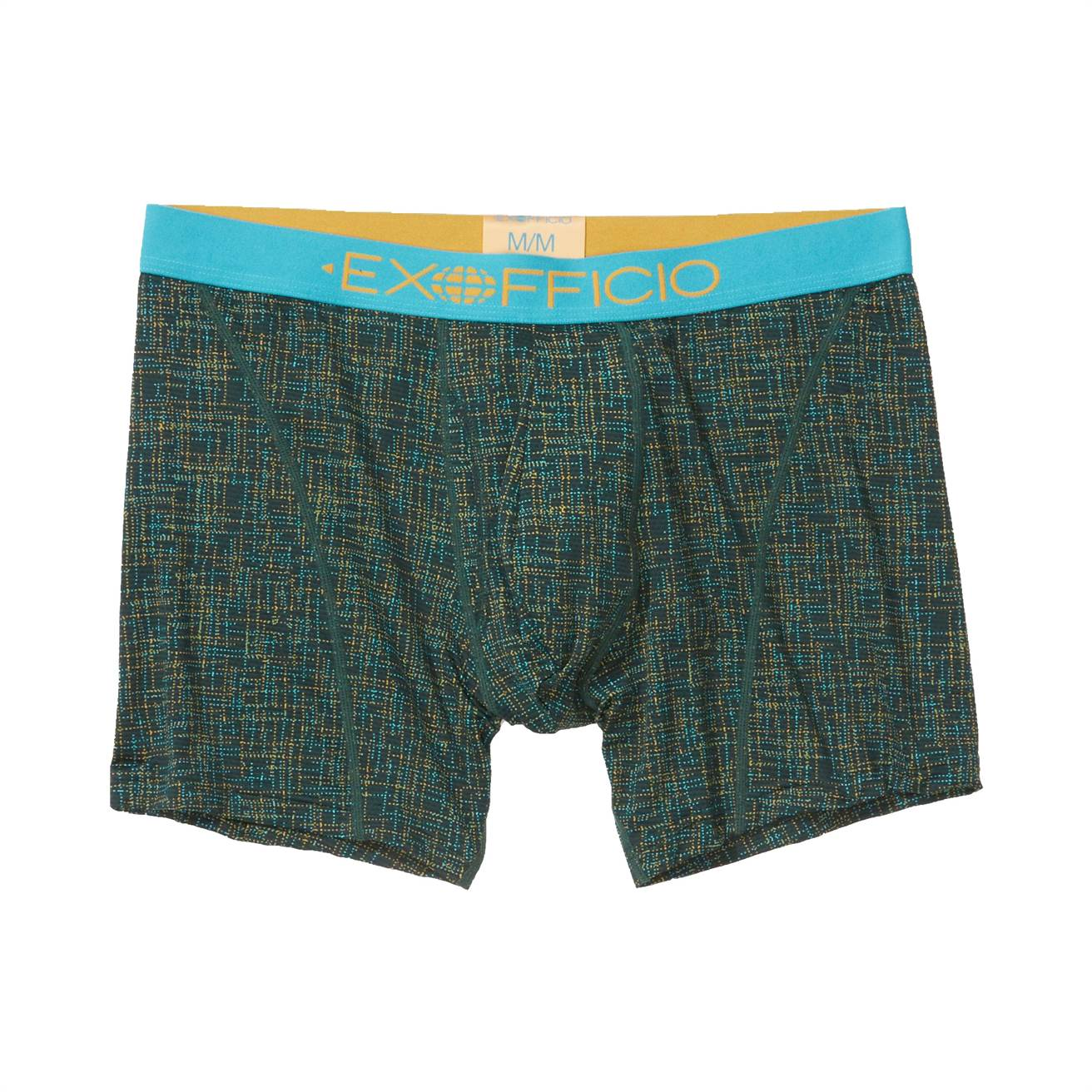 Sport Mesh Print 6in Boxer - Men's