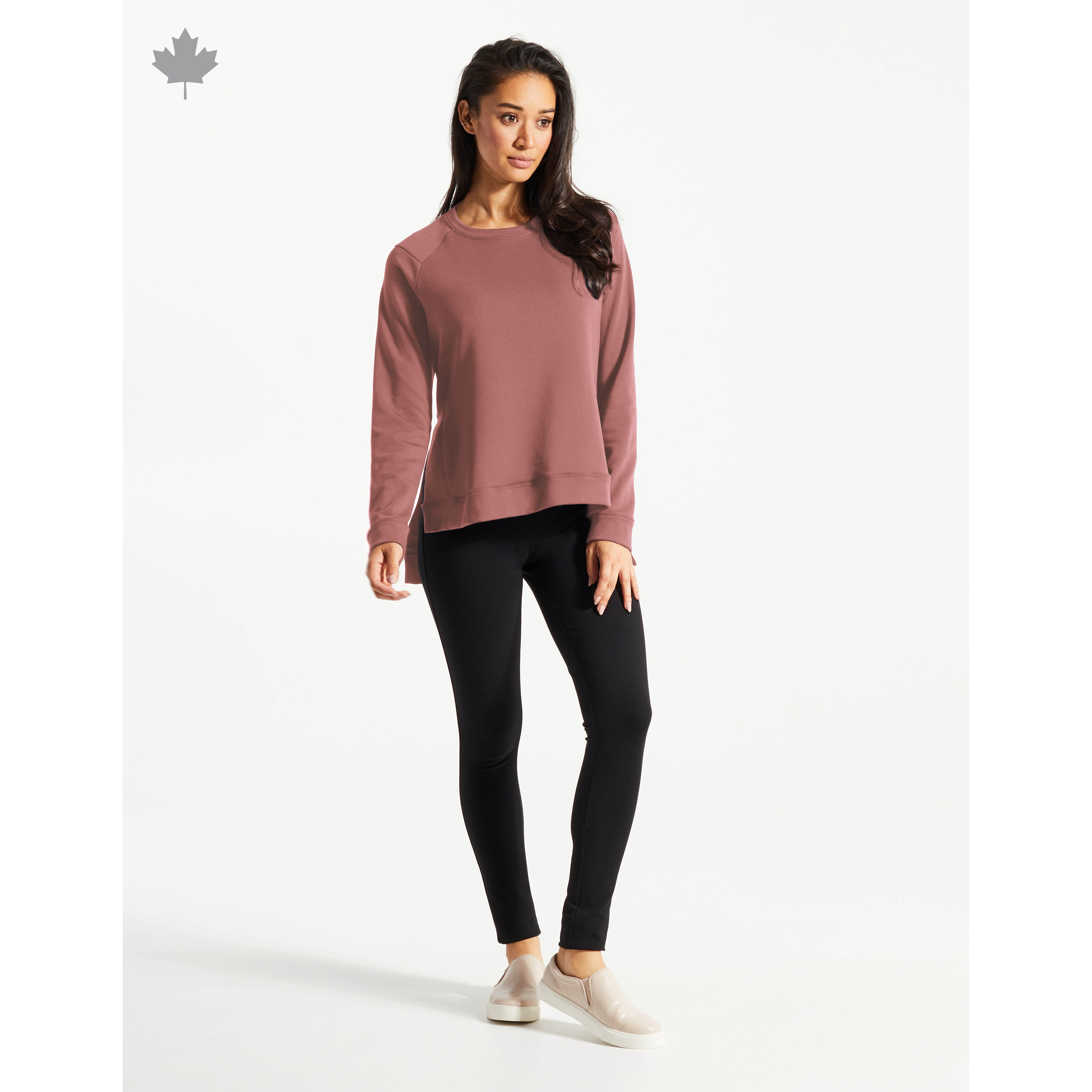 Oma Fleece Sweater - Women's