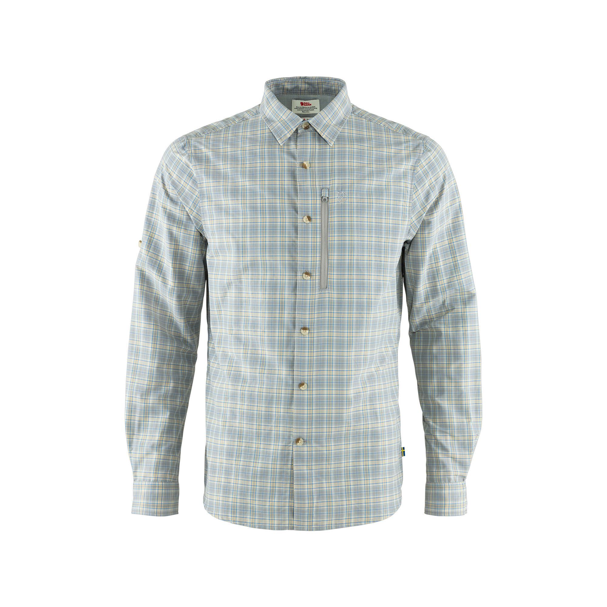Abisko Hike Shirt Long Sleeve - Men's