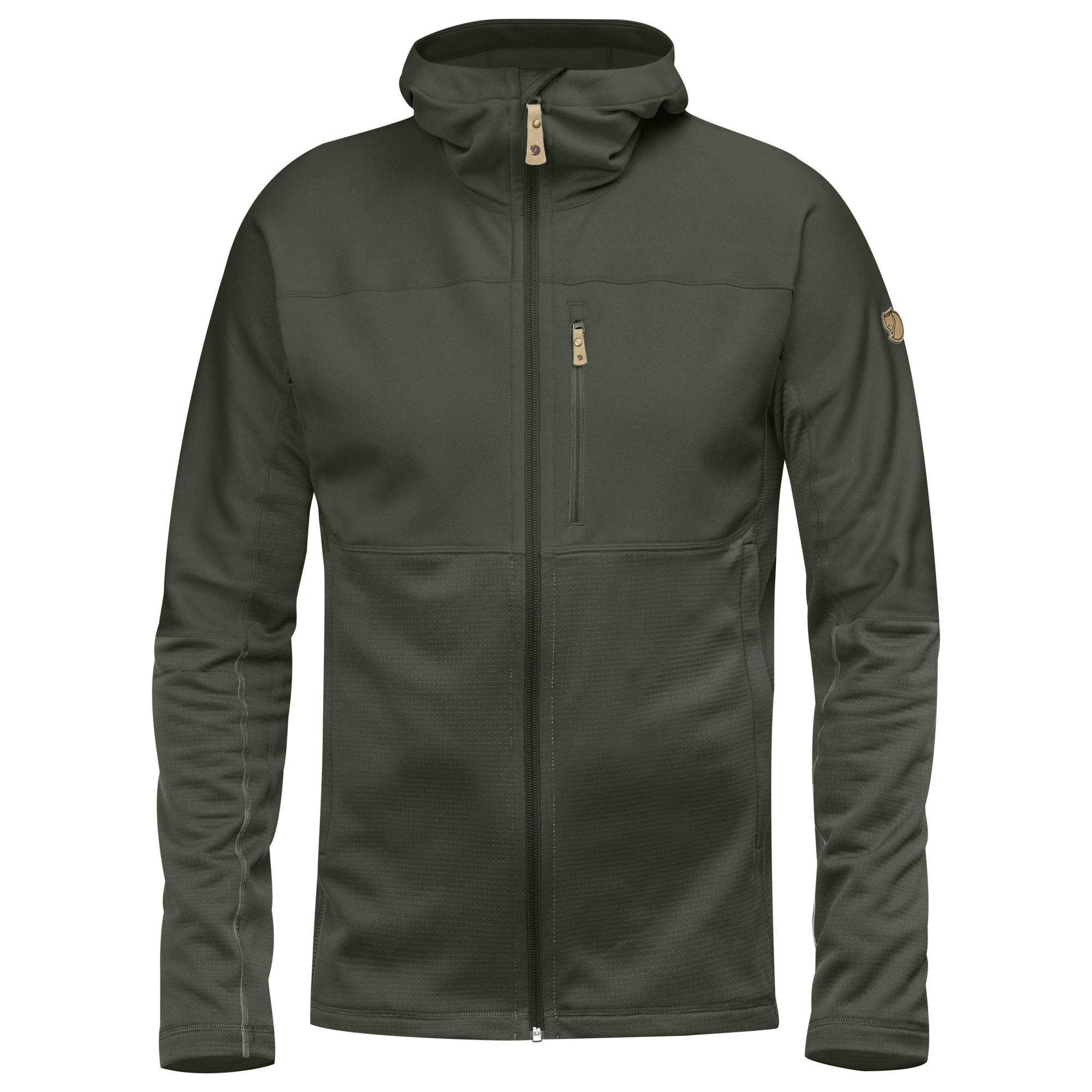 Abisko Trail Fleece Jacket - Men's