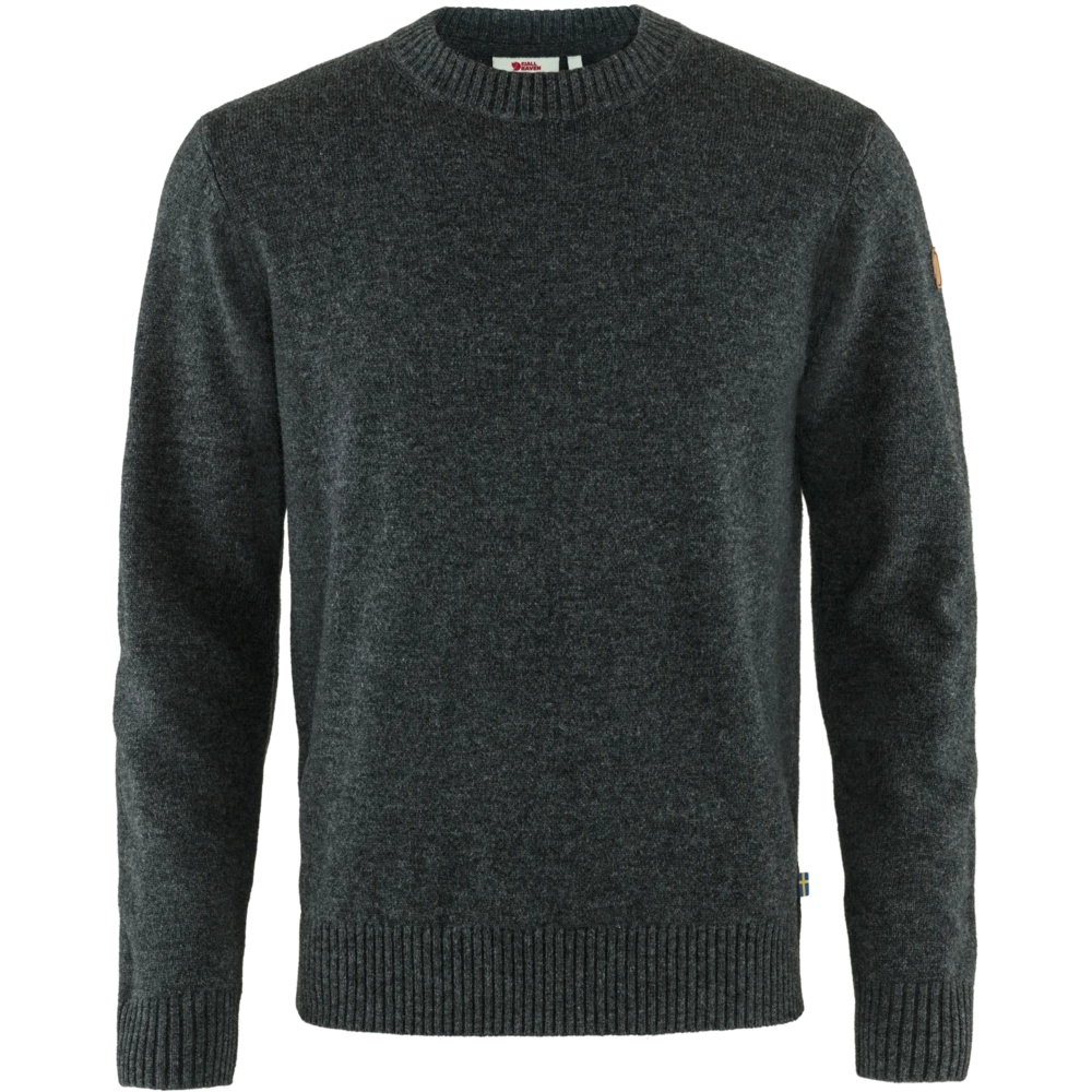 Ovik Round Neck Sweater - Men's