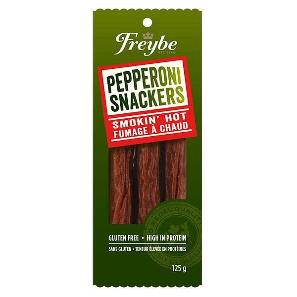 Smokin Hot Pepperoni 125 g