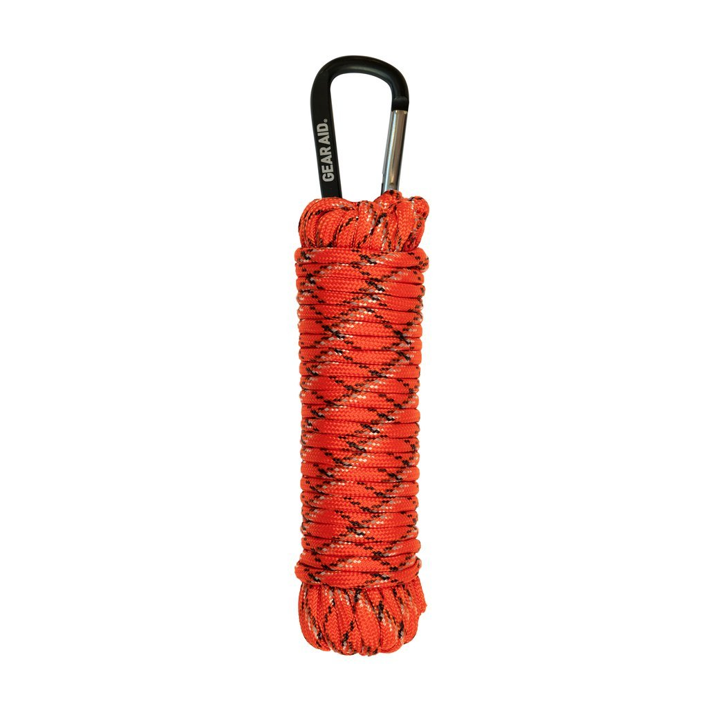 550 PARACORD FIRE STRAND 50 FT