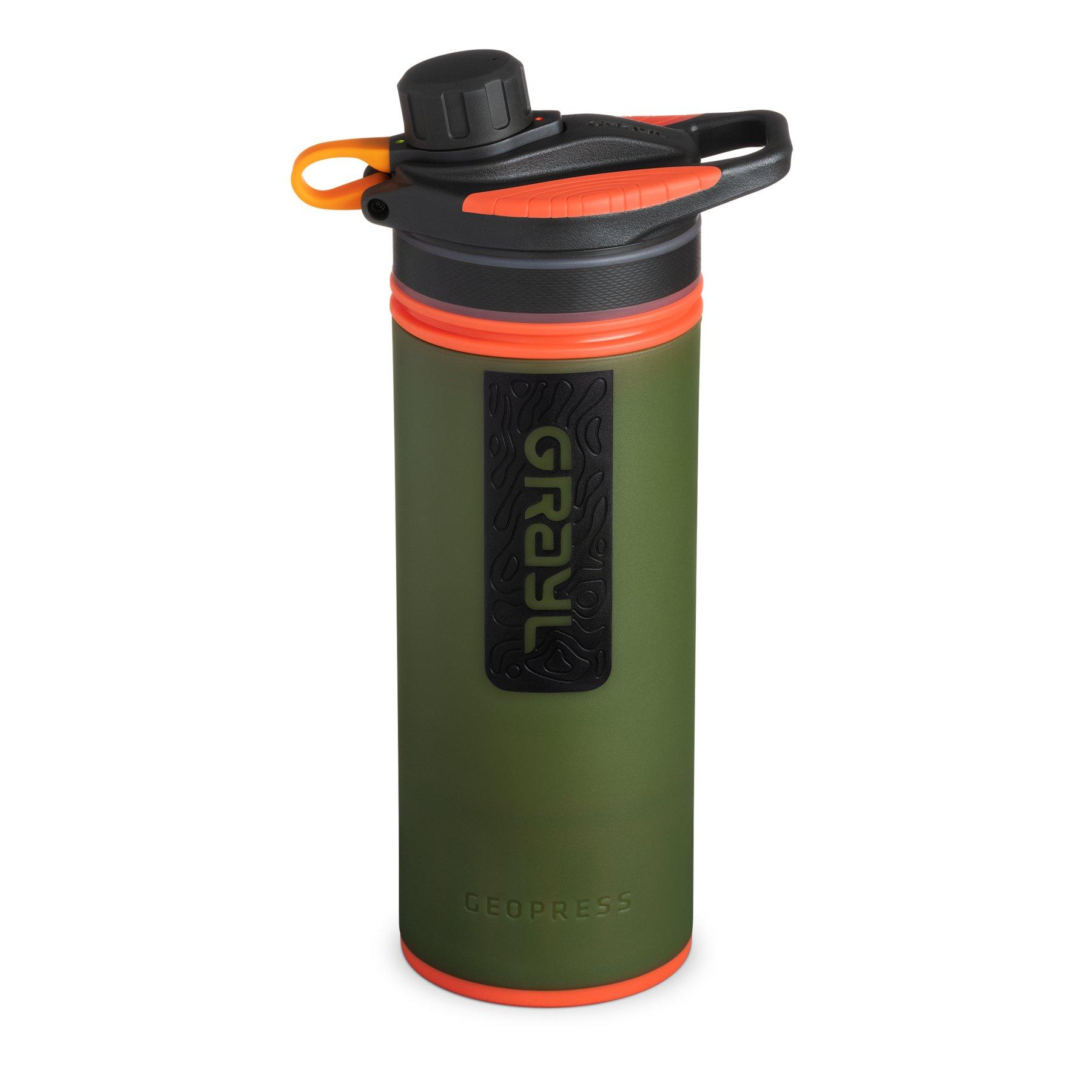 GeoPress Water Purifier Oasis Green