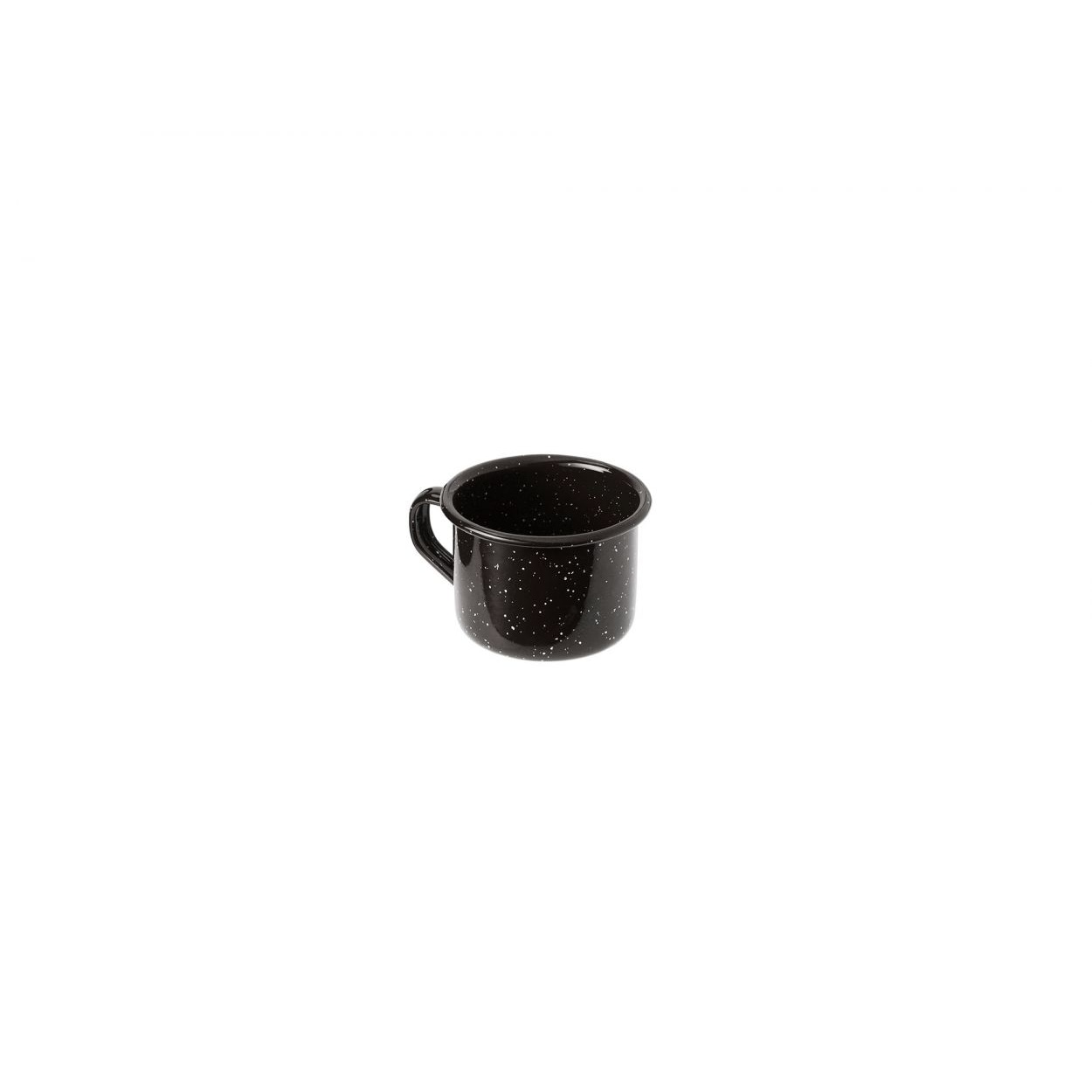 4 oz Black Cup