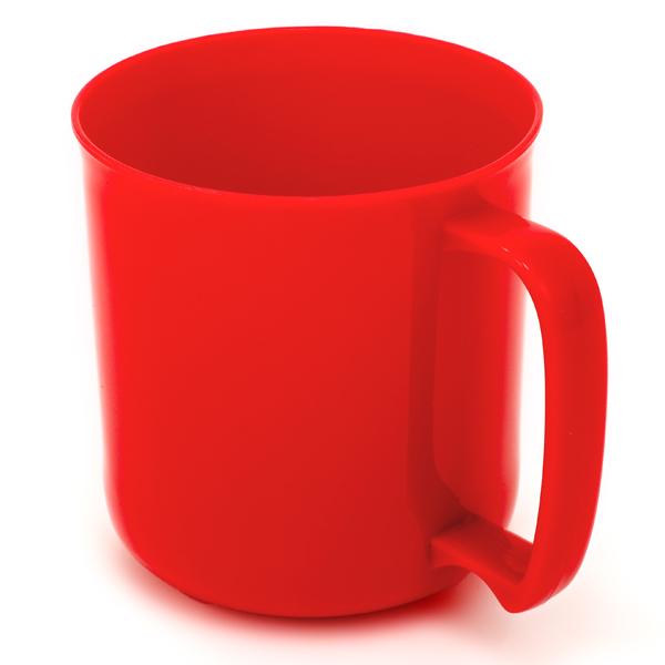 CASCADIAN MUG RED