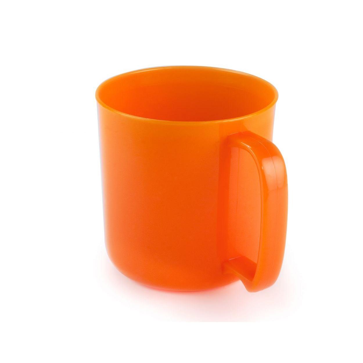 Cascadian Mug Orange