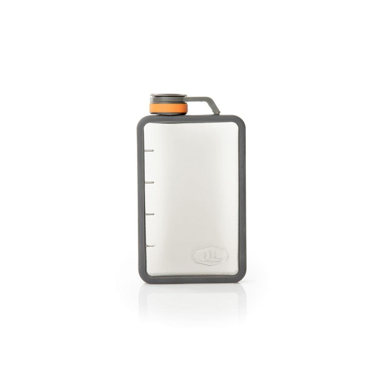 Boulder Flask 10oz Graphite