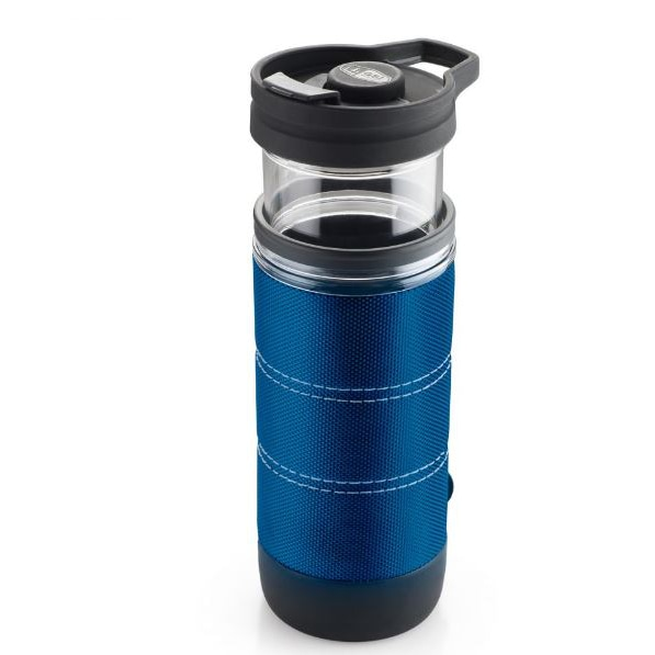 Commuter Java Press Blue
