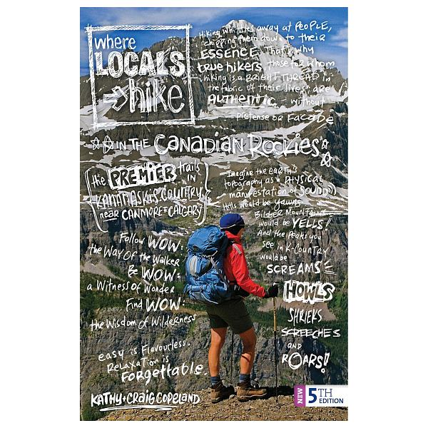 Locals Hike Canadian Rockies 5th Edition