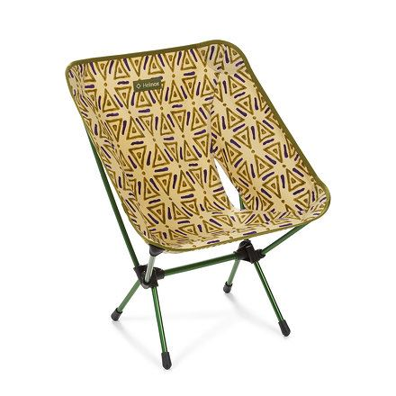 Chair One - Tribal Green