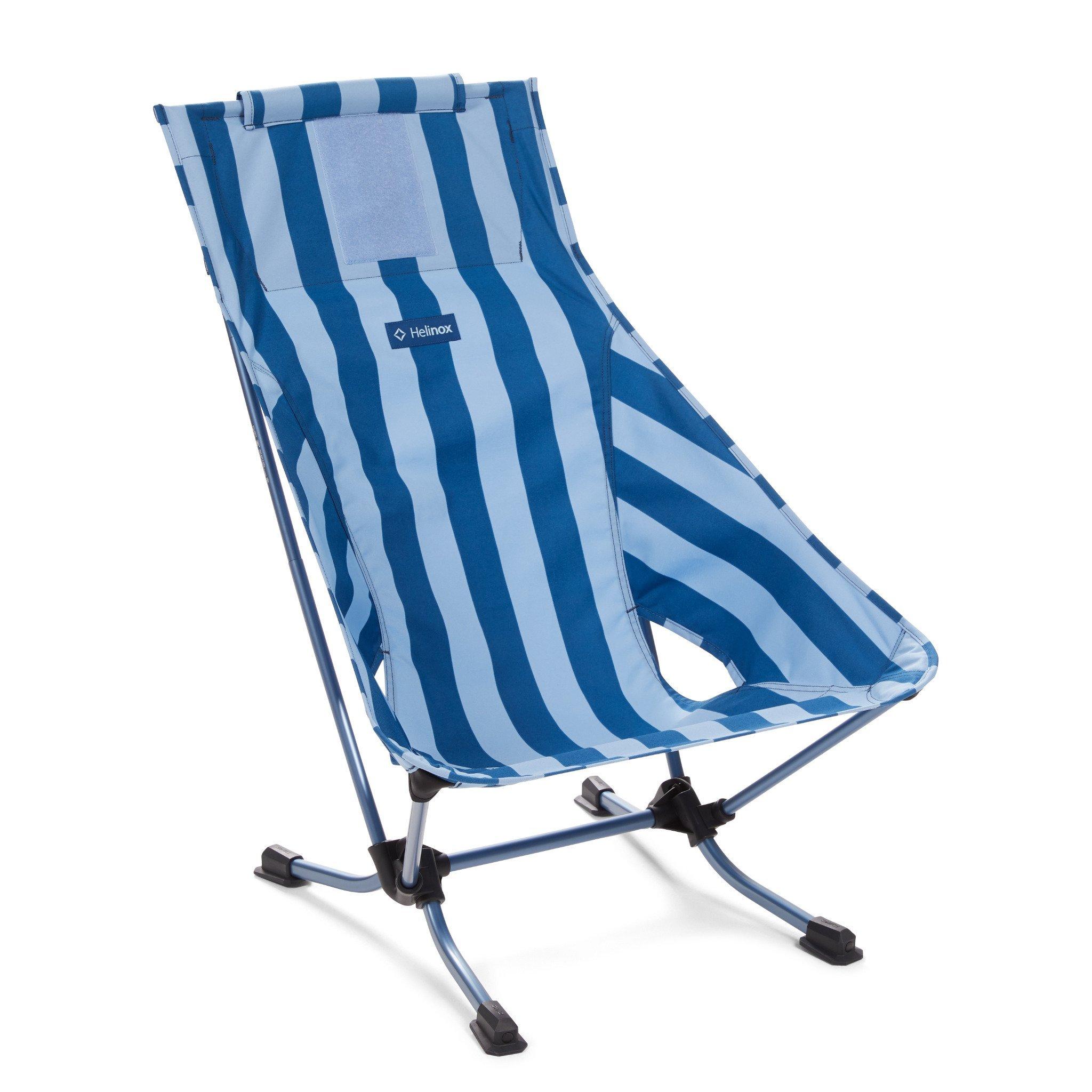Beach Chair - Blue Stripe