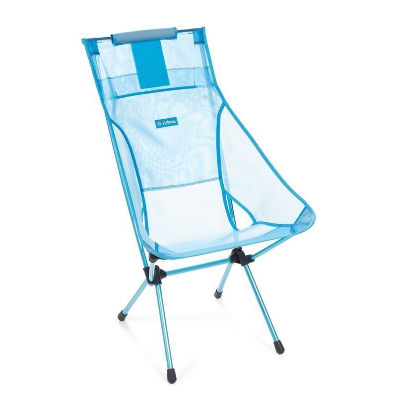 Sunset Chair - Blue Block