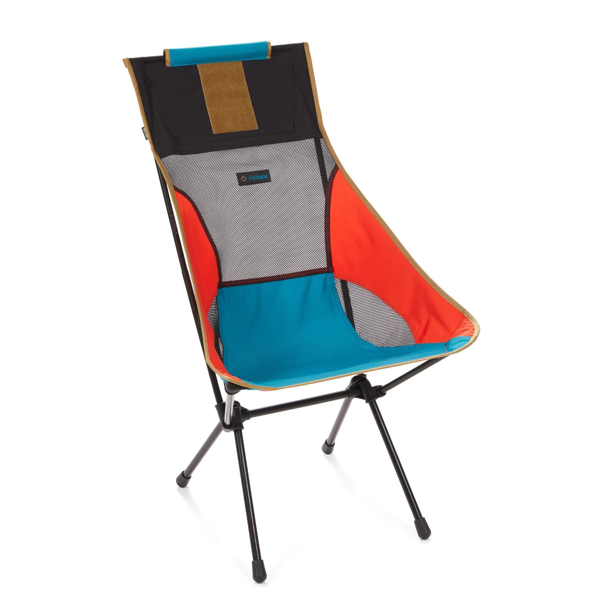 Sunset Chair - Multi Block