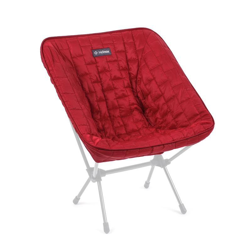 SEAT WARMER CHAIR ONE SCARLET