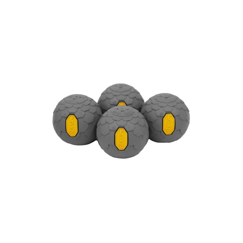 Vibram Ball Feet Set 45mm - Grey