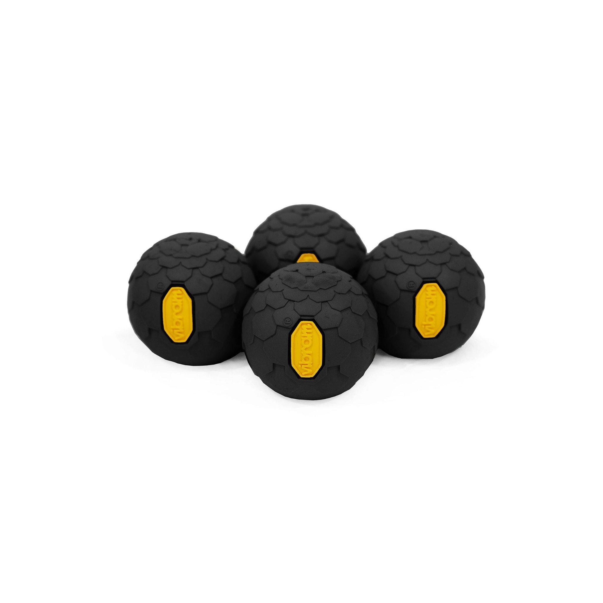 Vibram Ball Feet Set 45mm - Black