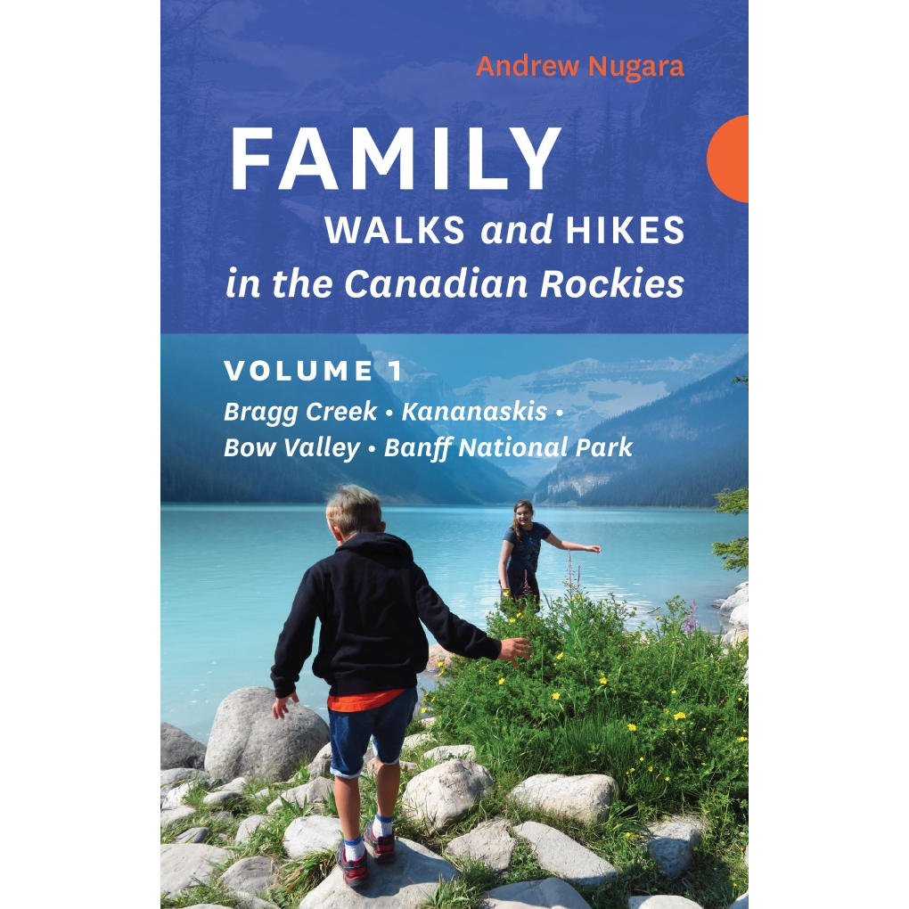 Family Walks & Hikes in the Canadian Rockies