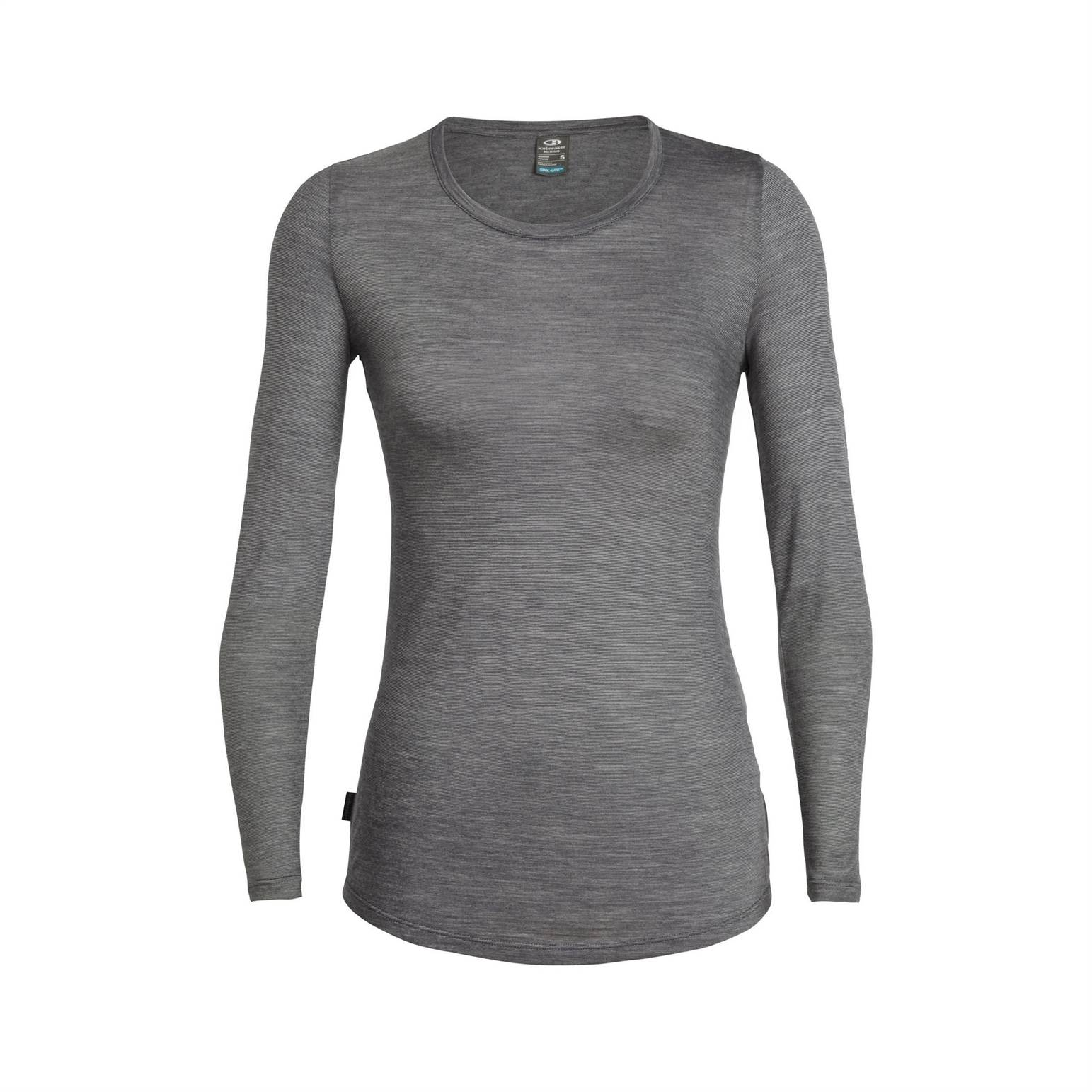 Sphere Low Crewe Long Sleeve - Women's
