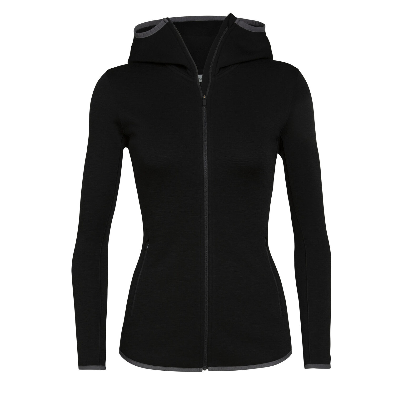 Elemental Zip Hood Long Sleeve - Women's